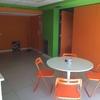 Pintar paredes pequeña oficina de blanco