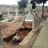 Presupuesto para encajetado de tumba