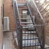 Hacer escalera interior metálica