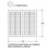 Venecianas Aluminio Graduables en Collado Mediano