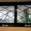 """Instalar 2 cristales tipo """"climalit"""" en una ventana"""