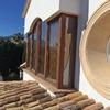 Reformar ventanas de madera en villa