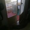 Puerta balconera dos hojas
