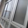Cambio de ventanas de madera a pvc blancas