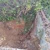 Construccion muro contencion tierras