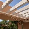 Colocacion techo policarbonato o similar en porche parcialmente descubierto 9 m2