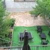 Hacer piscina con jardín y cerramientos