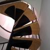 Cambiar una escalera de caracol por otra diferente o modificar la existente
