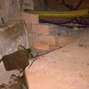 Arqueta de fábrica de ladrillo, realizar impermeabilización con mortero hidrófugo