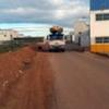 Camion con Pluma para Llevar Barco