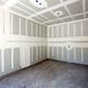 ¿Cómo podría hacer una estantería de pladur para el salón?