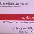 Juanjo Ballesta Ballesta Pastor