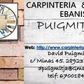 Carpinteria Puigmitja