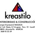 KREAS STILO Interiorismo & Construcción, S.L.