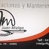 Instalaciones Y Mantenimientos Juan Mielgo