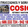Construcciones y Servicios Cosio Sc cosio