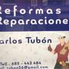 Carlos Tubon Reformas Sl