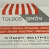 Toldos Y Persianas Simon