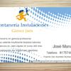 Fontanería Instalaciones Gámez Jaén