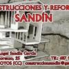 Contrucciones Y Reformas Sandin