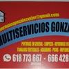 Multiservicios Gonzalez