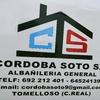 Albañilería General Cordoba Soto