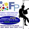 Fp Pintura Y Decoracion  Trabajos Verticales