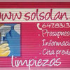 Limpiezas Solsolan 10, S.L.