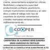 Aluminios Cooper