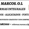 Reformas Marcos O.l