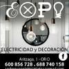 Expo elektrizitatea