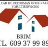 BRIM,  Balear de reformas integrales  Gori Vidal