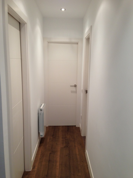 Es aconsejable lacar puertas de madera y sus marcos - Lacar puertas en blanco presupuesto ...