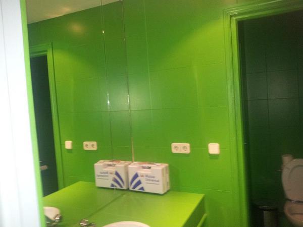 Pintar azulejos de ba o habitissimo - Pinturas para azulejos de bano ...