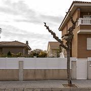 Vallas de aluminio de lamas venecianas en Madrid
