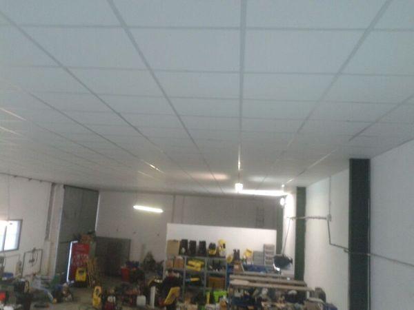 Precios falso techo habitissimo - Falso techo registrable ...