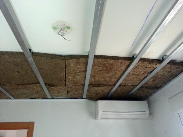 Cu l es la mejor opci n para insonorizar habitissimo - Cual es el mejor aislante termico para techos ...